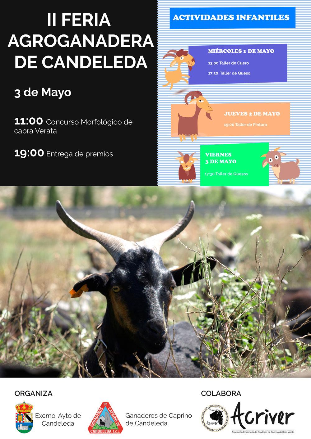 2019 Feria Agroganadera de Candeleda