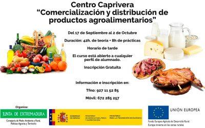 Curso Comercialización de Productos Agroalimentarios de Acriver