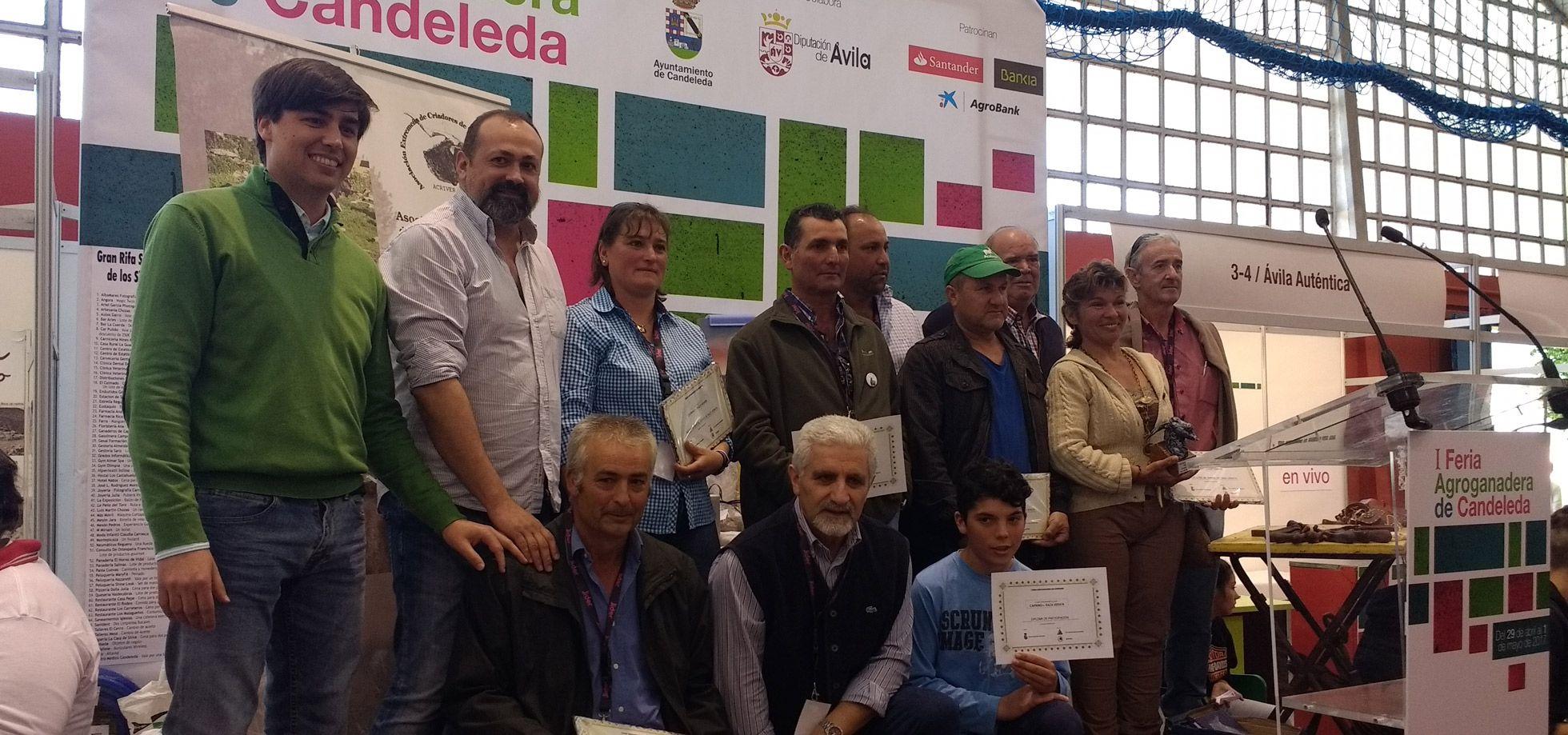 I Concurso Morfológico de la I Feria Agroganadera de Candeleda