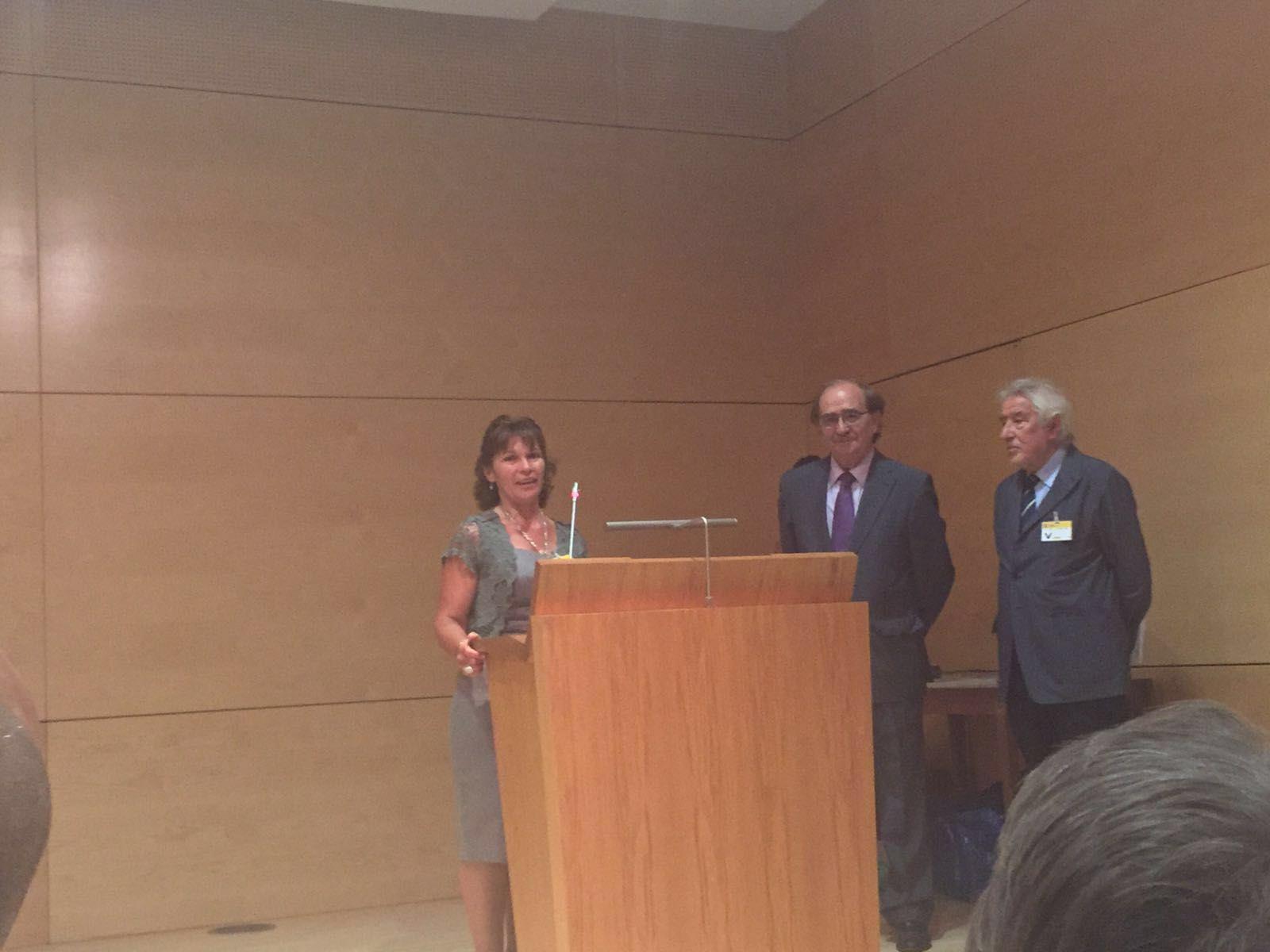 Maribel Sánchez Vadillo premiada, otra vez